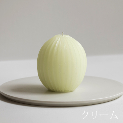 クリスタルボール/キャンドル・クラフト kaltio. 〜鈴木有紀子さん〜