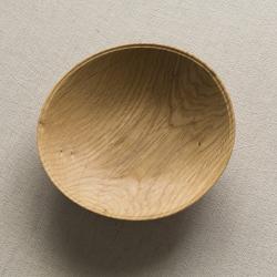 生木のうつわ(コナラ) 小皿その3/木もの NAKAYA 中矢嘉貴さん