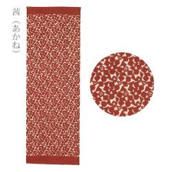 型染めの手ぬぐい 花あられ> /作り手 山内武志さん(山内染色工房/アトリエぬいや)